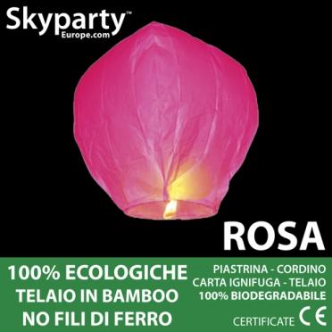 Lanterne Cinesi Rosa XXL